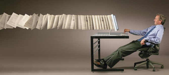 An Efficient Document Management System